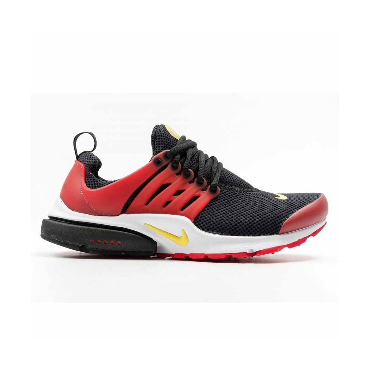 on sale 55d2d db759 SCARPE NIKE NC NIKE AIR PRESTO ESSENTIAL NERE E ROSSE AI 2016 848187-006