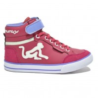 SCARPE DRUNKNMUNKY BOSTON CLASSIC FUCSIA INFANT A/I 2016 BOSTON CLASSIC 185